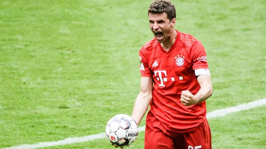 Un club italien se penche sur Thomas Muller