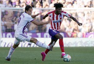 Atletico Madrid : ça discute avec Thomas Partey