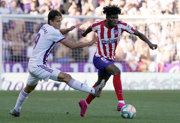 Arsenal prêt à payer la clause de Thomas Partey