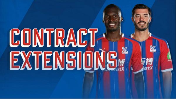 Officiel : Benteke et Tomkins rempilent à Crystal Palace