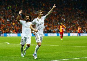 Manchester City vise un taulier du Real Madrid