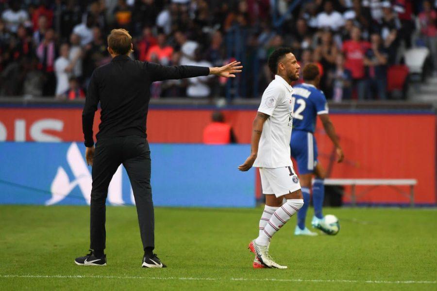 PSG : Thomas Tuchel dévoile ce qu'il a dit à Neymar à la fin du mercato