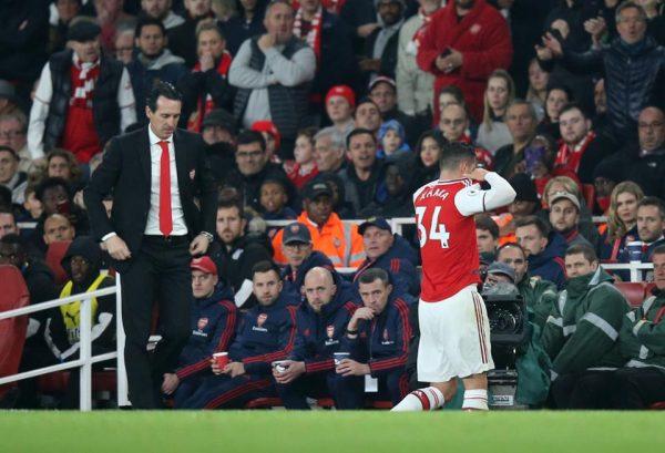 Arsenal : la pression est à son maximum sur les épaules d'Unai Emery