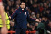Arsenal : Unai Emery ne se décourage pas face aux critiques