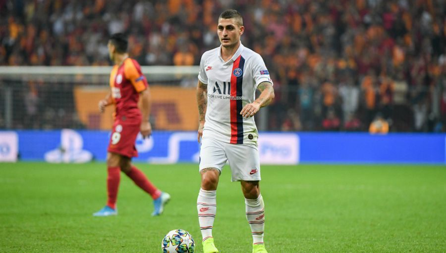 PSG : Verratti évoque le «beau» match à venir contre Dortmund