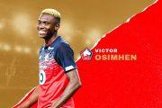 Officiel : Victor Osimhen élu joueur du mois de septembre en Ligue 1