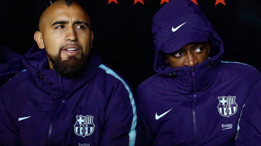 FC Barcelone : Arturo Vidal s'exprime à son tour sur Ousmane Dembélé