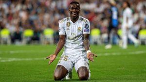 Real Madrid : Vinicius Jr ciblé par un cador anglais