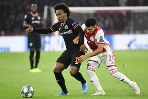 Chelsea est en discussions avec Willian