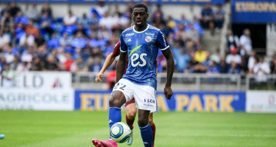 Officiel : Strasbourg prolonge le jeune Youssouf Fofana