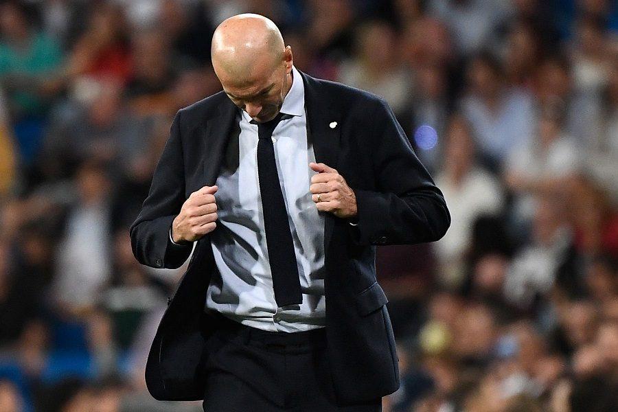Real Madrid : Zinedine Zidane évoque des renforts