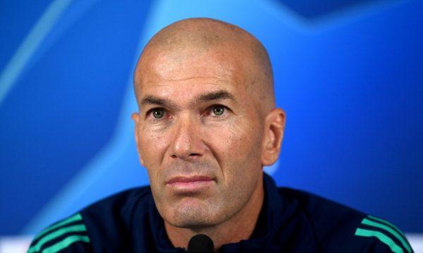 Real Madrid : Zinédine Zidane joue gros ce soir face à Galatasaray