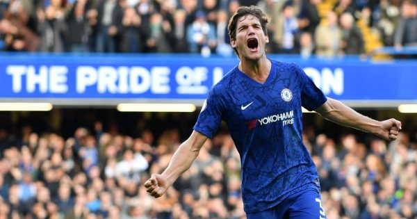 L'Inter Milan envisage toujours Marcos Alonso
