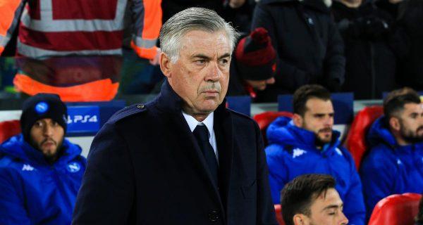Naples : Carlo Ancelotti a déjà une piste en Angleterre
