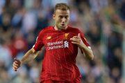 Liverpool : trois touches pour Herbie Kane