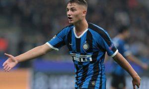 Inter Milan : accord trouvé avec Sebastiano Esposito