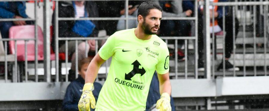 Officiel : Brest résilie un gardien