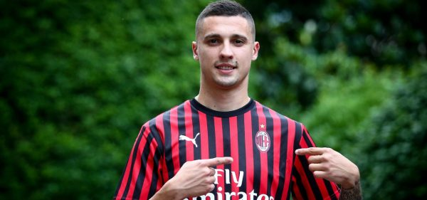 Milan AC : Rade Krunic bientôt prêté ?