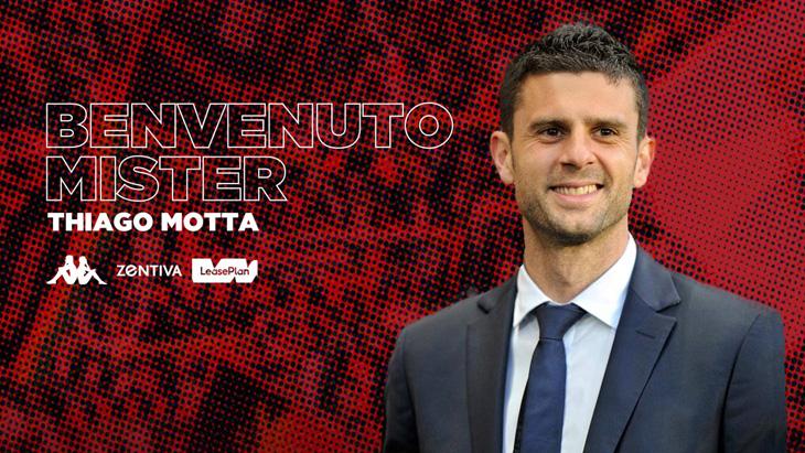 Officiel : le Genoa nomme Thiago Motta