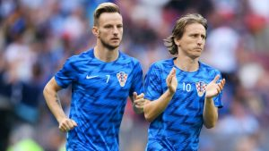 Real Madrid : Luka Modric prêt à rejoindre David Beckham ?
