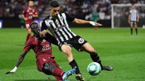 Angers reçoit une offre de 30M€ pour Rayan Aït-Nouri !
