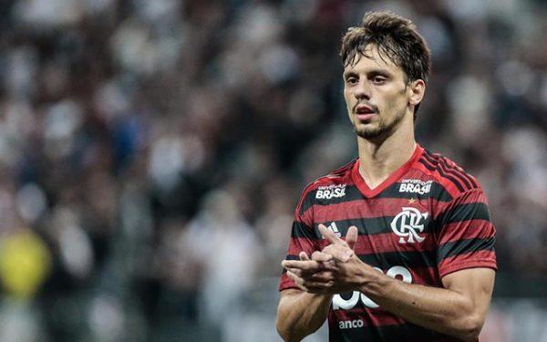 Rodrigo Caio a une touche en Liga