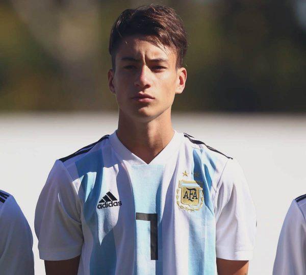 La Juventus Turin a un crack argentin dans le viseur