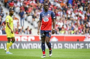 LOSC : Boubakary Soumaré surveille la situation de Newcastle