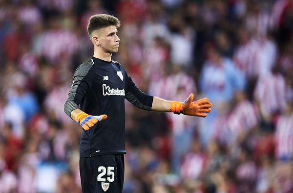 Le Real Madrid lorgne le gardien de Bilbao