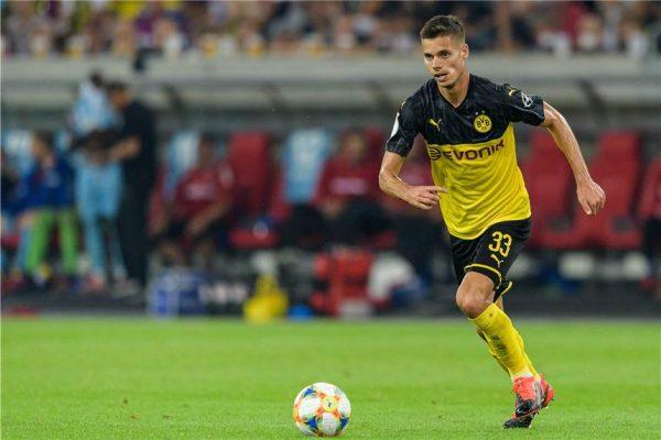 BVB : Julian Weigl pourrait rejoindre le Portugal