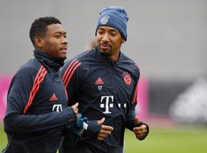 Bayern Munich : Jérôme Boateng serait ciblé en Italie