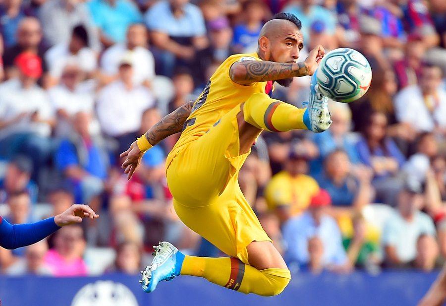 FC Barcelone : Arturo Vidal exprime son choix