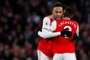 Arsenal prépare la succession de son duo Aubameyang-Lacazette