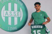 Officiel : Bilal Benkhedim prolonge à l'ASSE