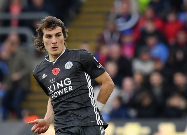 Leicester City veut blinder Caglar Söyüncü