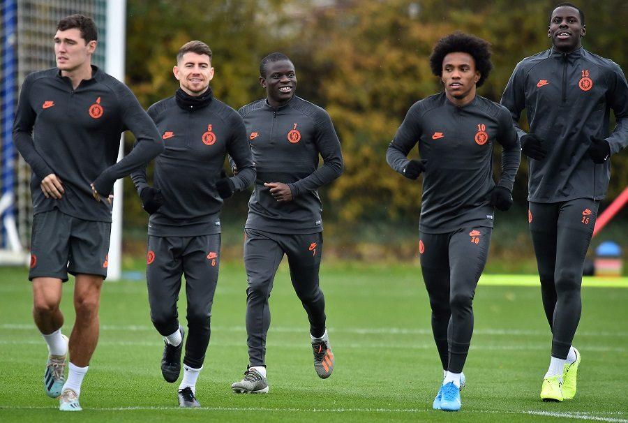 Chelsea : Willian prêt à jouer libre pour le club