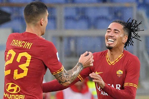AS Roma : Chris Smalling devrait revenir en Angleterre