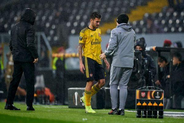 Officiel : Dani Ceballos absent pour le déplacement périlleux d'Arsenal à Leicester