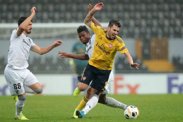Arsenal : Dani Ceballos pourrait rejoindre le FC Valence