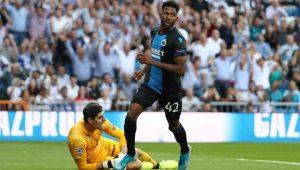 Leicester City cible un buteur nigérian