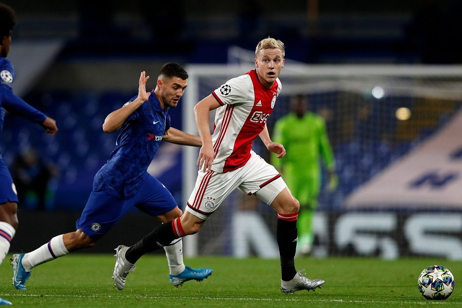 Ajax Amsterdam : Donny van de Beek évoque la rumeur Real Madrid
