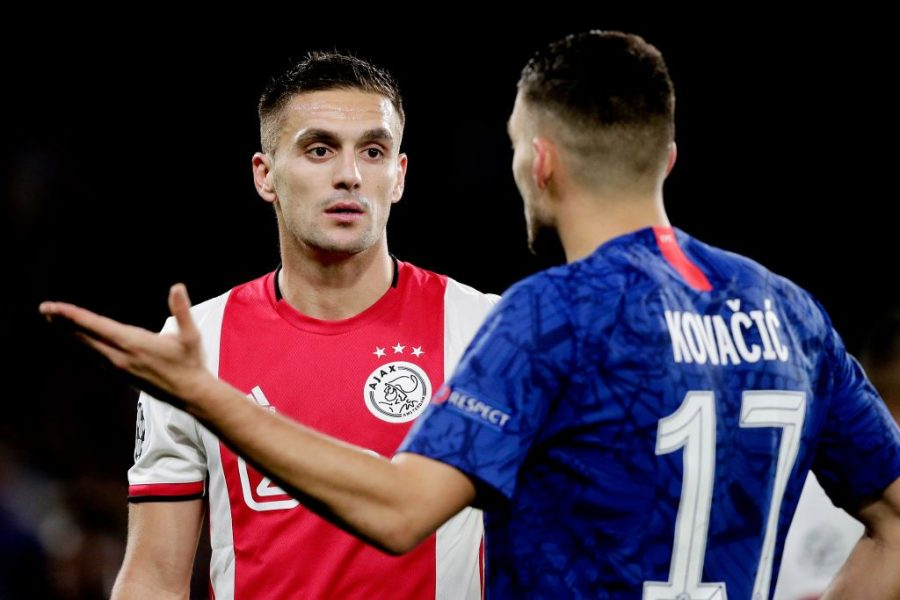 LdC : Dusan Tadic fulmine contre l'arbitrage après Chelsea-Ajax