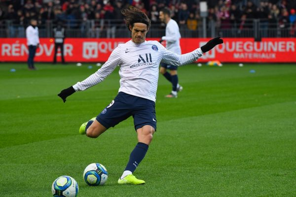 Mercato – PSG : deux pistes chaudes pour Edinson Cavani