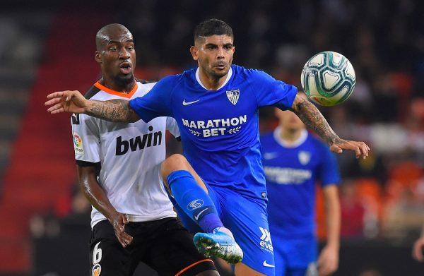 FC Valence : une deuxième piste anglaise pour Geoffrey Kondogbia
