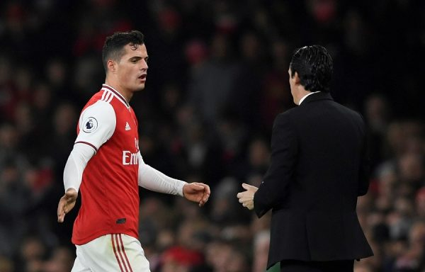 Mercato : Arsenal propose Granit Xhaka en échange de Denis Zakaria