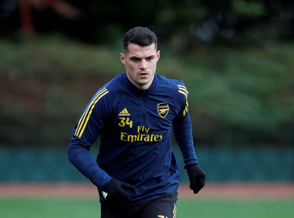 Arsenal : Granit Xhaka est d'accord avec le Hertha Berlin