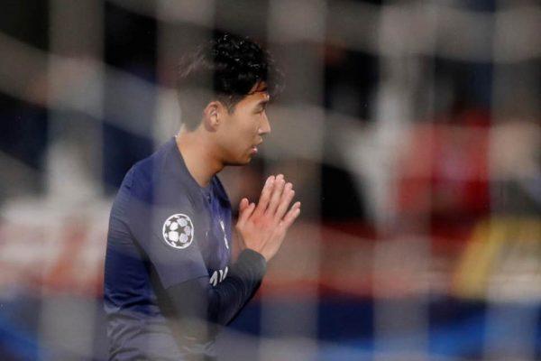 Tottenham : Heung-Min Son revient sur la blessure d'André Gomes