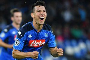 Naples veut échanger Hirving Lozano contre Felipe Anderson