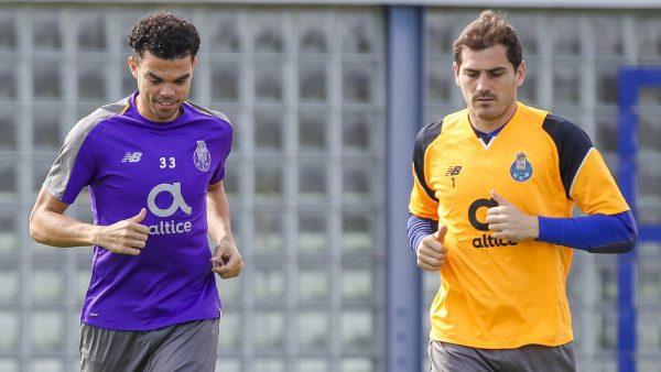 FC Porto : Iker Casillas enfin de retour à l'entraînement !