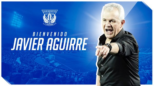 Officiel : Javier Aguirre est le nouvel entraîneur de Leganés